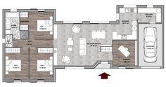 Maison Gaïa 105 - Maison moderne - IGC Construction