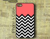 Iphone 5 chevron case