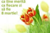 MESAJE DE 8 MARTIE 2019: Cele mai frumoase urări şi felicitări pentru doamnele din viaţa noastră de Ziua Internaţională a Femeii 8 Martie, Style Inspiration, Mai, Plants, Diet, Planters, Plant, Planting