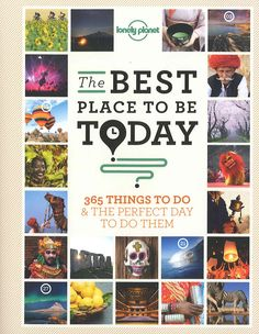 This book gives you 365 amazing things to do, as well as the best time of the year to do them