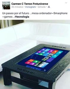 Mesa ordenador #smartphones #games #tecnologia