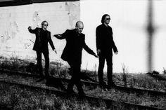 REM Band Fotografie, Afbeeldingen, Depeche Mode, Banden, Musica, Zwart En Wit, Fotografie