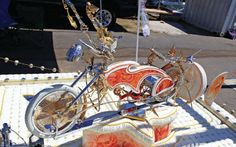Oldies Car Show And Concert - Lowrider Magazine Photo 21