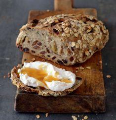 Pane al muesli - Tutte le ricette dalla A alla Z - Cucina Naturale - Ricette, Menu, Diete