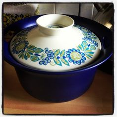 Figgjo Norwegian Stoneware & 36 Piece Denby / Langley Mayflower Service for 6 - Plates / Bowls ...