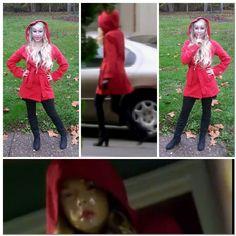 DIY halloween costumes Red Coat pretty little liars PLL