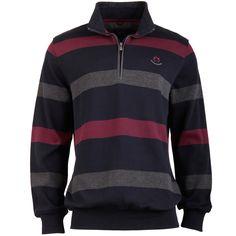 Sweater im Streifendesign