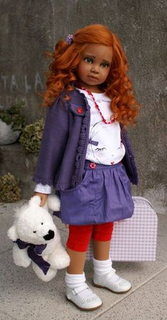 Emma-Lou, Angela doll