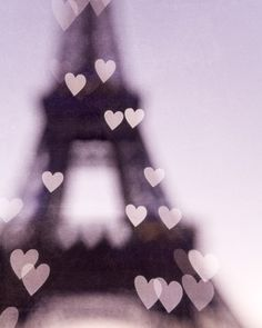 Eiffel Tower - City of Love: Paris