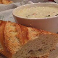 Panera's Baked Potato Soup by Stephanie Molina