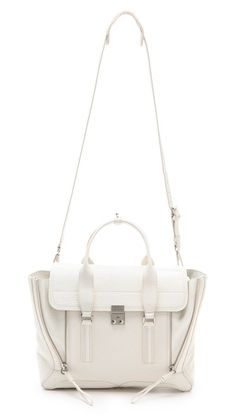 3.1 Phillip Lim Pashli Satchel. Does it come in something other than white?