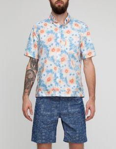 Cooper Shirt Floral - Steven Alan - Need Supply Co. #needspringvisions