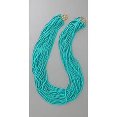 Kenneth J Lane turquoise
