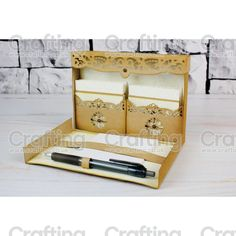 Essentials by Tattered Lace - Stationery Box