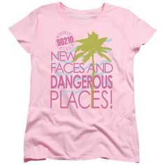 90210/Tagline Short Sleeve Women's Tee in