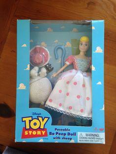 BoPeep from Toy story Bo Peep Toy Story, Figure Model, Unicorn Party, 3rd Birthday, Unicorns, Sheep, Dolls, Children, Disney