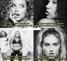 Strip🎶 {Little Mix} Musica Little Mix, Little Mix Lyrics, Fifth Harmony, Music Is Life, Girl Power, Songs, Authenticity, Sentences, Babys
