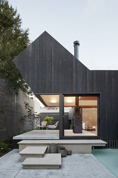 andrew simpson architects / hatherlie terrace house, north fitzroy melbourne
