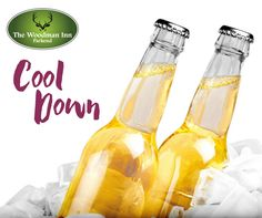 It's been a Hot Day! Time to cool off.. #thewoodmaninn #forestofdean #hotday www.thewoodmanparkend.co.uk
