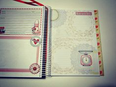 hacer cuaderno recetas - Buscar con Google