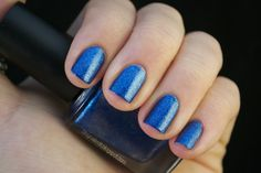 Cold Metal from Color Club's Foiled collection