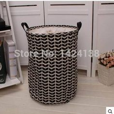 http://www.aliexpress.com/item/Scandinavian-Style-black-color-fabric-laundry-basket/32271067206.html