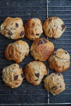 Mine 3 mest populære indlæg i marts måned (Julie Bruun) Baking Buns, Sugar Free Sweets, Good Food, Yummy Food, Food Crush, Recipes From Heaven, I Foods, Food Inspiration, Yummy Cakes