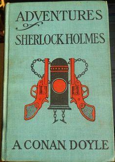 Adventures Of Sherlock Holmes... Arthur Conan Doyle   1892