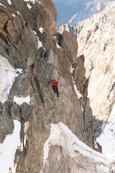 Alpine Climbing, Ice Climbing, Mountain Climbing, Mountain Biking, Mountain Bike Magazine, St Gervais, Dangerous Sports, Chamonix Mont Blanc, Winter Camping