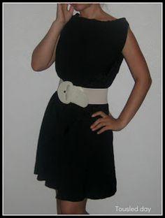 tousled day: Haljina - Refashion - Dress