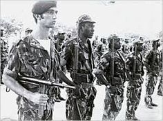 Portuguese Soldiers - African Colonial War 1961-74