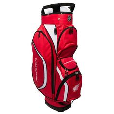 Detroit Red Wings Clubhouse Golf Cart Bag - $169.99
