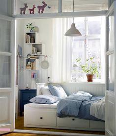 ikea hemnes daybed = big kid bed + guest bed