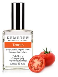 oooh I LOVE tomato stem notes in a fragrance