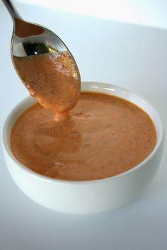 Creamy chipotle sauce (vegan)