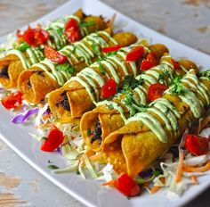 ... FLAUTAS RECIPES on Pinterest | Black Beans, Shredded Beef and Chicken