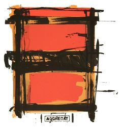 Kjell Nupen - Aggregat Gerhard Richter, Edvard Munch, Color Shapes, Creative Art, Printmaking, Norway, Cool Art, Fine Art, Art Prints