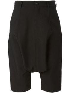 COMME DES GARÇONS GIRL drop-crotch shorts  £250.66