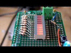 Use an Arduino microcontroller to sense invisible electromagnetic fields using wire, a resistor, and an LED. Aaron ALAI's EMF detector project is awesomely s...