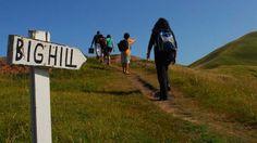 Randonnée pédestre à Big Hill - Île de la Madeleine