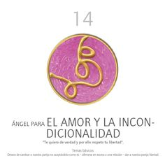Oráculo Angelario: ÁNGEL N°14