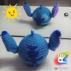 Tsum Tsum Stitch Pattern