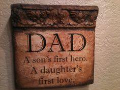 Dad...My children have the BEST!
