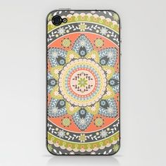 Intermission iPhone & iPod Skin by Jenean Morrison - $15.00