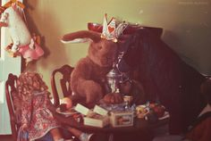 the secret life of toys  by Claudia Susana     - to me there is something very sad,   almost haunting about this photo