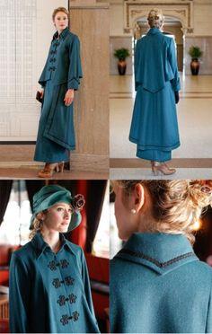 Folkwear 268 Metropolitan suit