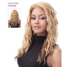 Its a Wig Futura Synthetic Lace Front Wig Fine