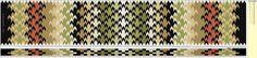 Beltestakk 001 - 142 brikker Inkle Weaving, Inkle Loom, Card Weaving, Tablet Weaving Patterns, Strange Flowers, Weaving Projects, Couture, Fiber Art, Crochet