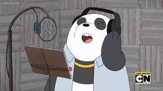 We Bare Bears Wallpapers, Panda Wallpapers, Cute Panda Wallpaper, Bear Wallpaper, Cartoon Icons, Cartoon Art, We Bear, Cute Bears, Cute Images