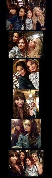 Season 6 Episode 11: Hanna, Emily, Aria, Spencer